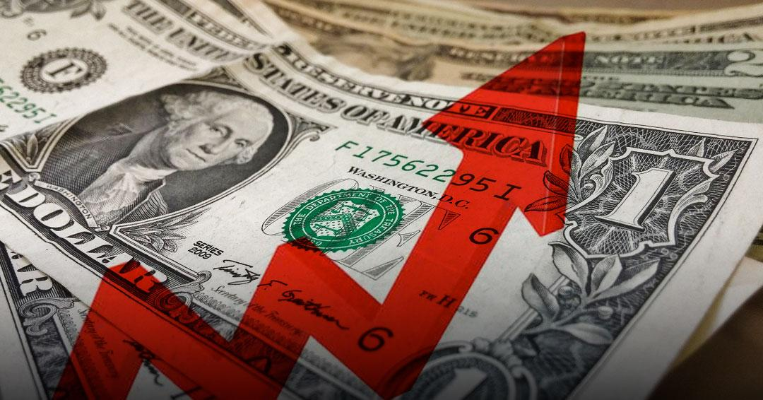 Dólar inicia semana disparado y se cotiza por encima de $4.000