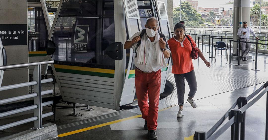 Se declara calamidad pública en Medellín