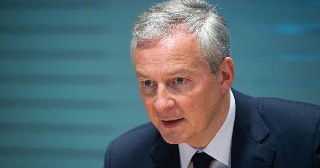 Francia anuncia ayuda de 45.000 millones euros para trabajadores y empresas ante crisis por coronavirus