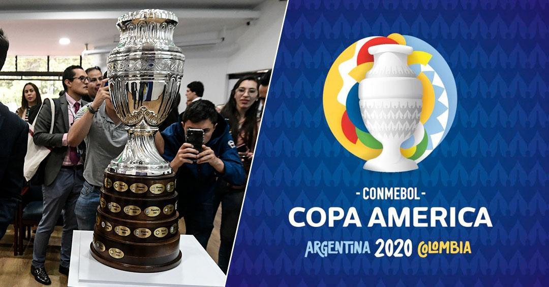Conmebol aplaza la Copa América para 2021