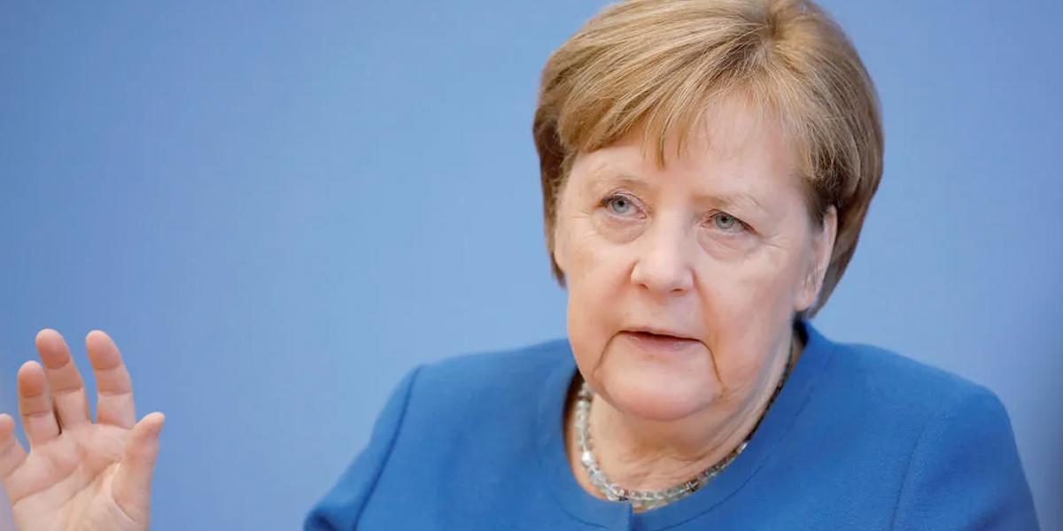 Angela Merkel anuncia cierre de fronteras en la Unión Europea durante 30 días