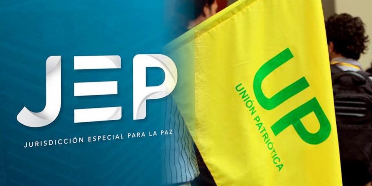 JEP acreditó como víctima al partido Unión Patriótica