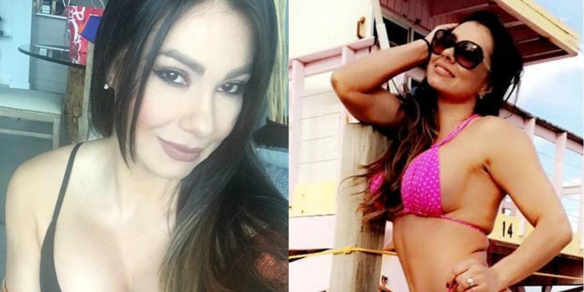 Esperanza Gómez calienta las redes con sensual video haciendo ejercicio durante la cuarentena