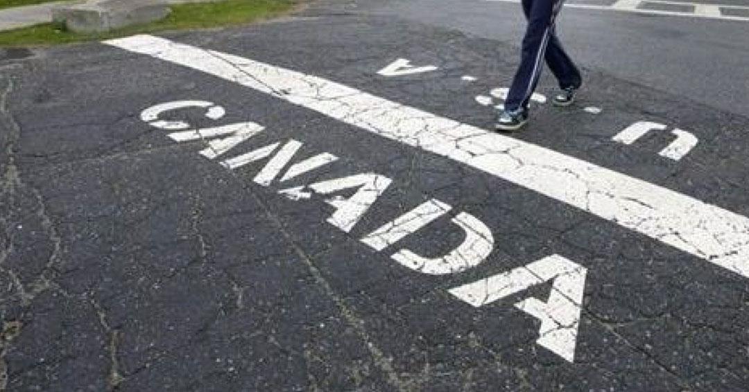 EE.UU. cierra frontera con Canadá por coronavirus