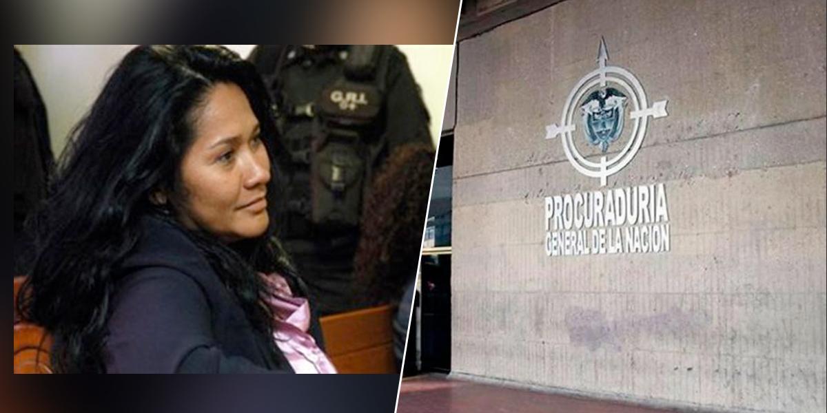 Piden a JEP revocar amnistía de alias 'Mata Hari' por carro bomba en Escuela Superior de Guerra
