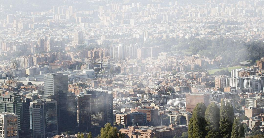 ¿Por qué no mejora la calidad del aire en Bogotá?