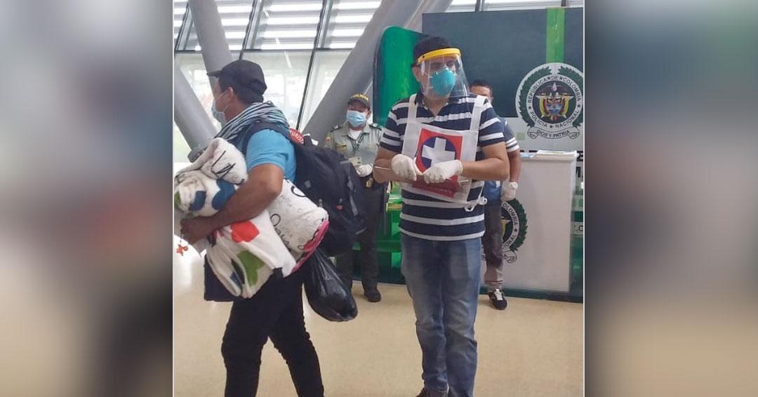 Procuraduría alerta sobre deficiencias en controles del coronavirus en aeropuerto de Leticia