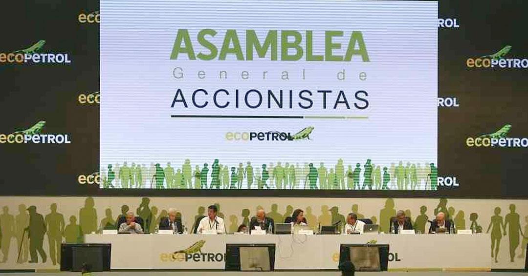 Ecopetrol adopta medidas de prevención por coronavirus en Asamblea General