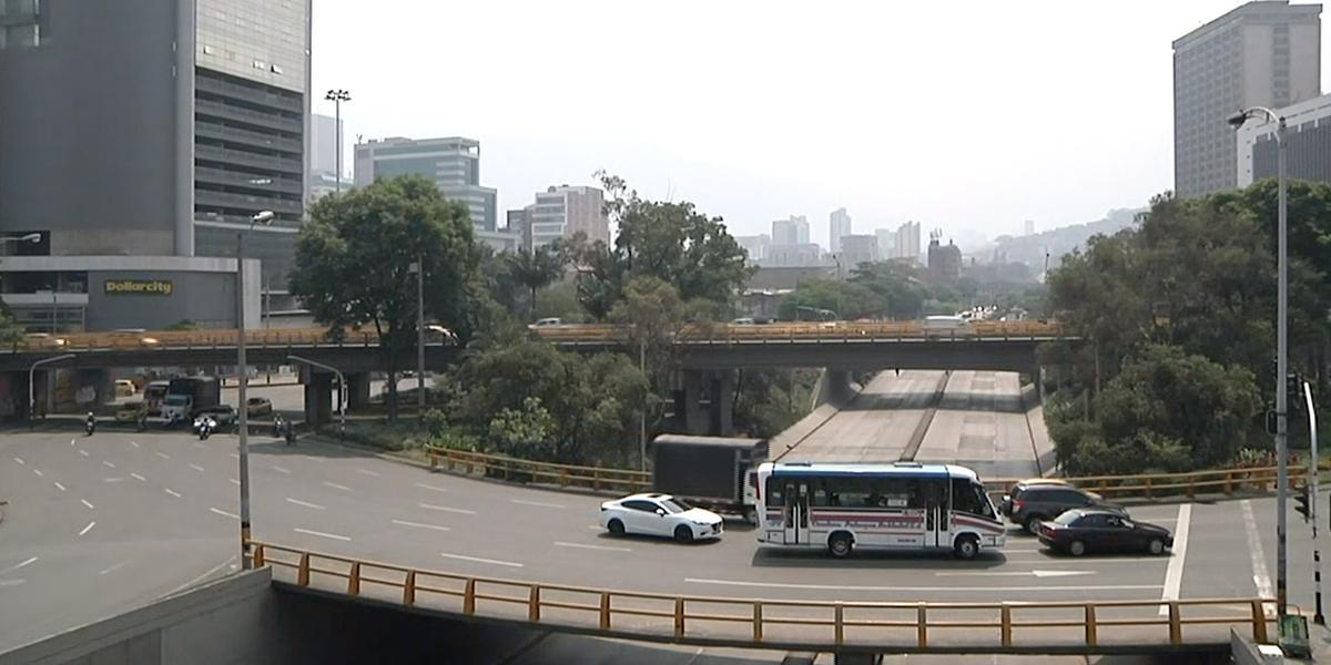 Empeora la calidad del aire en Medellín