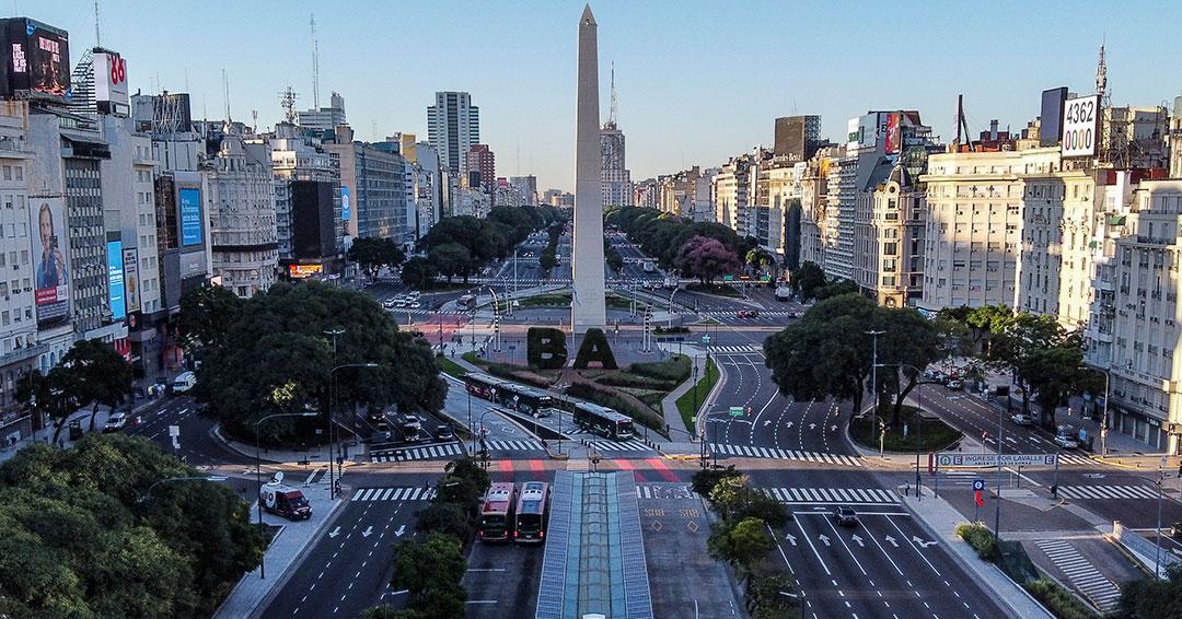 Argentina inicia 12 días de aislamiento obligatorio por COVID-19