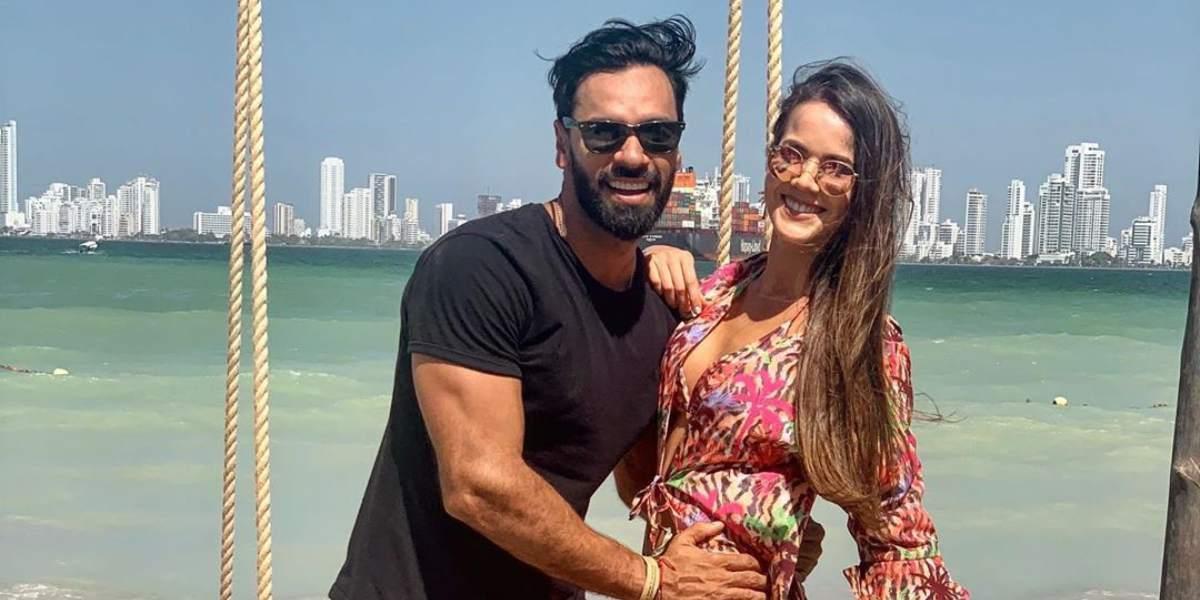 La famosa pareja que tuvo que cancelar a última hora su matrimonio por la pandemia