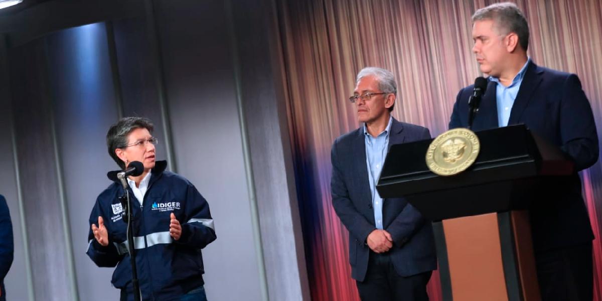 Se extiende simulacro obligatorio en Bogotá y Cundinamarca