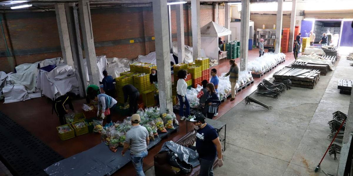 Boletín #10: Distrito y sector privado han entregado 33 mil raciones alimentarias