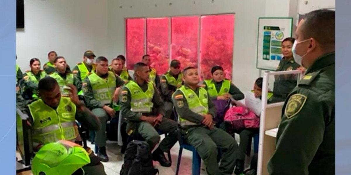 Boletín #13: Policías del país piden medidas de protección contra el coronavirus