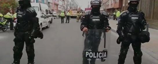 Se fugan varias personas de la URI de Kennedy en Bogotá