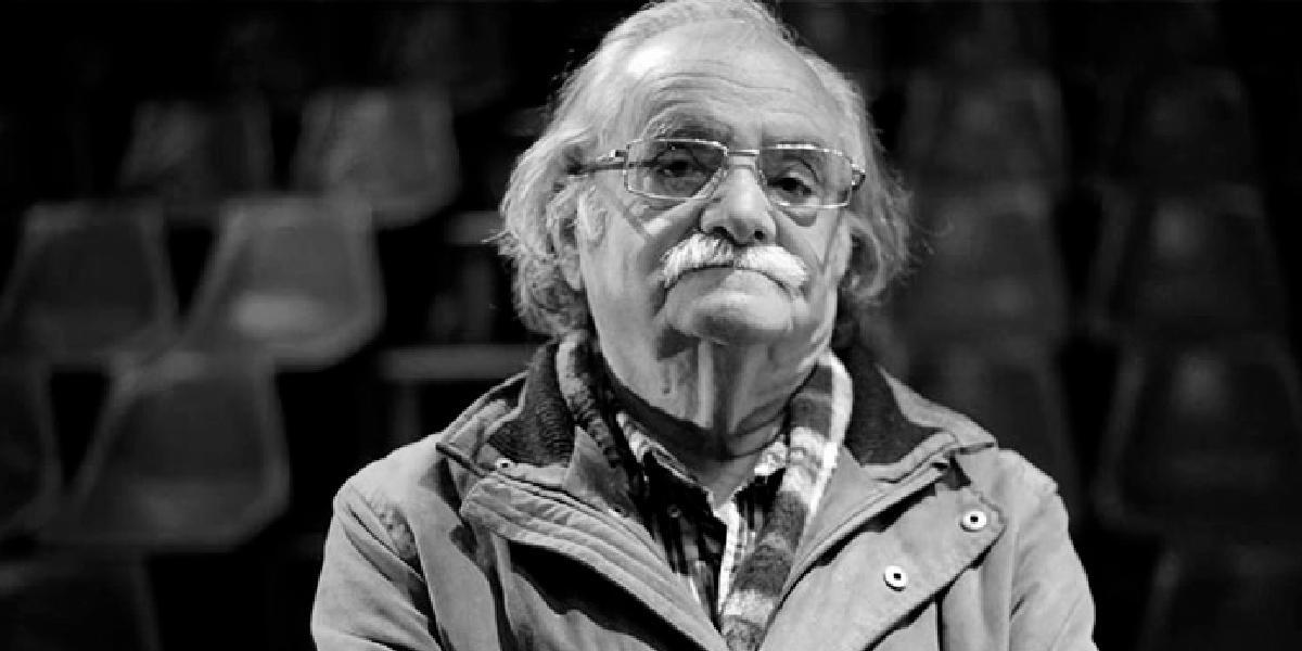 Murió a los 91 años Santiago García, maestro del teatro colombiano
