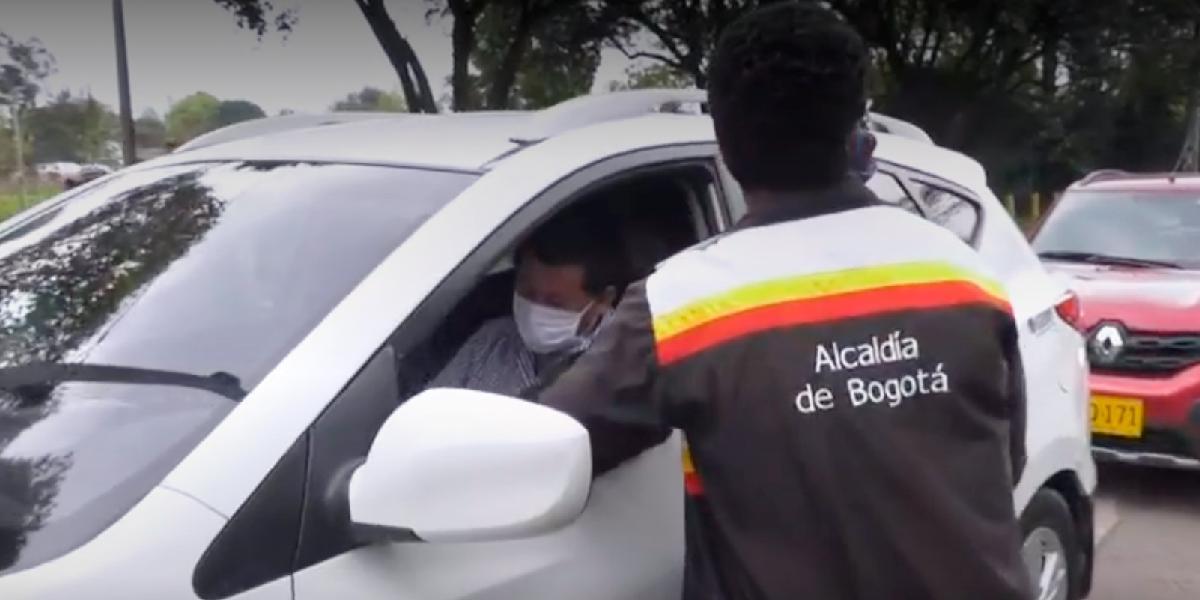 Boletín #5: Operativos de control a vehículos que ingresan a Bogotá