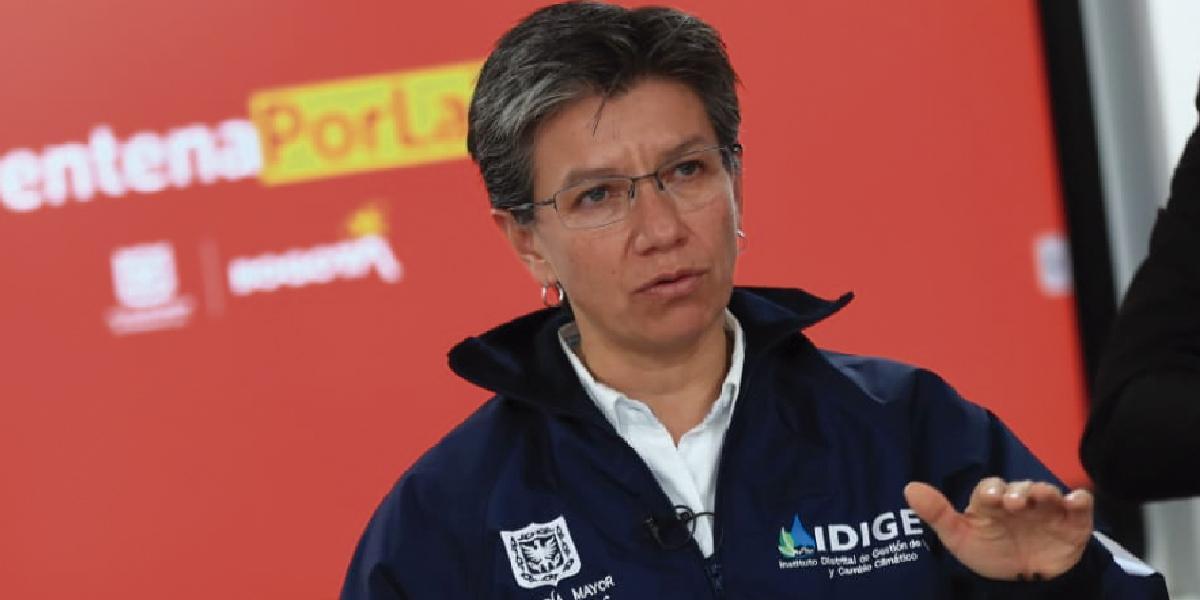 Claudia López calificó de 'laxo y lleno de excepciones' el decreto de cuarentena nacional