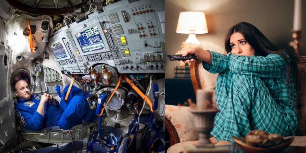 Consejos para sobrellevar el encierro, por el astronauta Scott Kelly