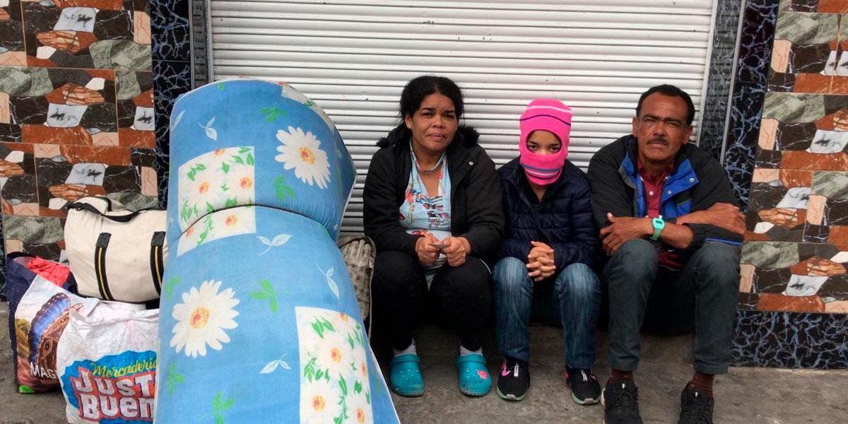 Una cuarentena 'imposible de cumplir': drama social en el Barrio Santa Fe