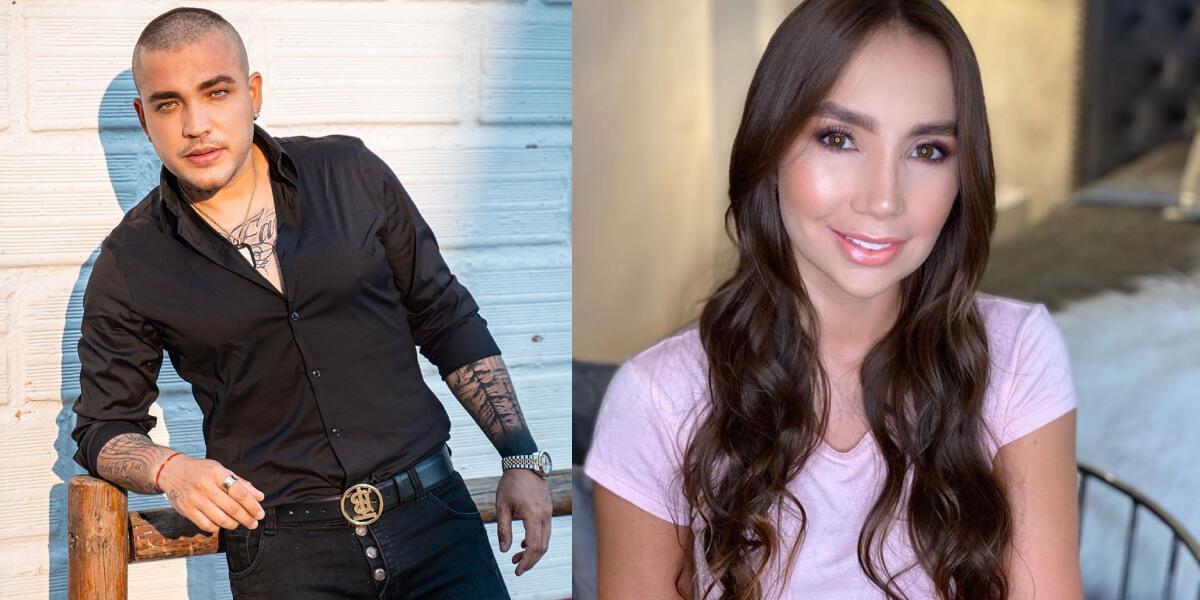 ¡Repítelo! Jessi Uribe le envió romántico mensaje a Paola Jara frente a miles de seguidores