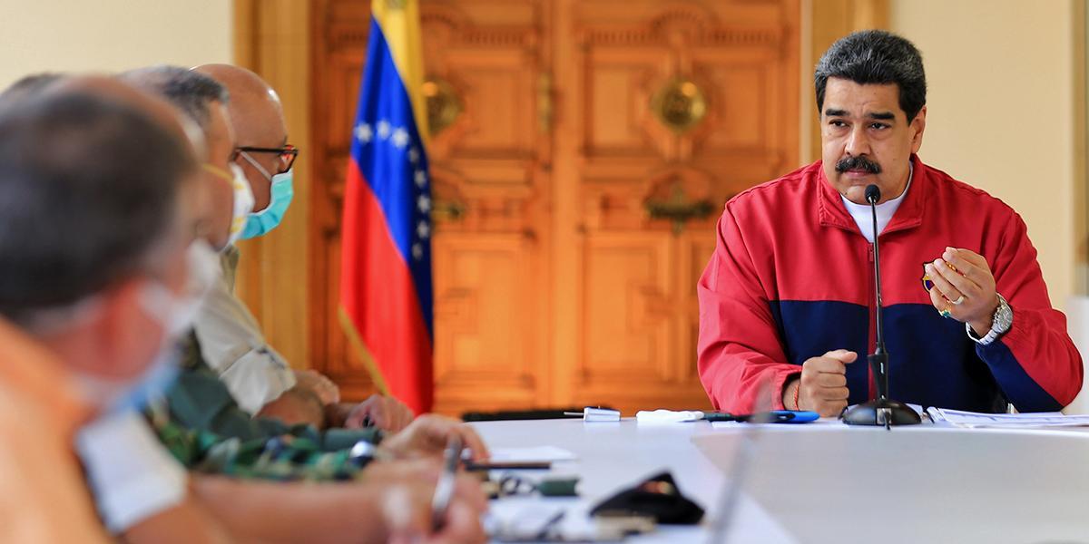 Nicolás Maduro denuncia un plan de Colombia y EEUU para atacar Venezuela