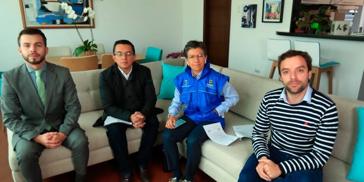 Alcaldesa de Bogotá informa medidas para evitar propagación del coronavirus