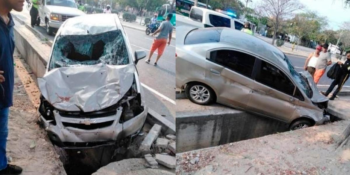 Barranquilla: en  medio de aislamiento obligatorio, conductor arrolló a nueve personas y dos murieron