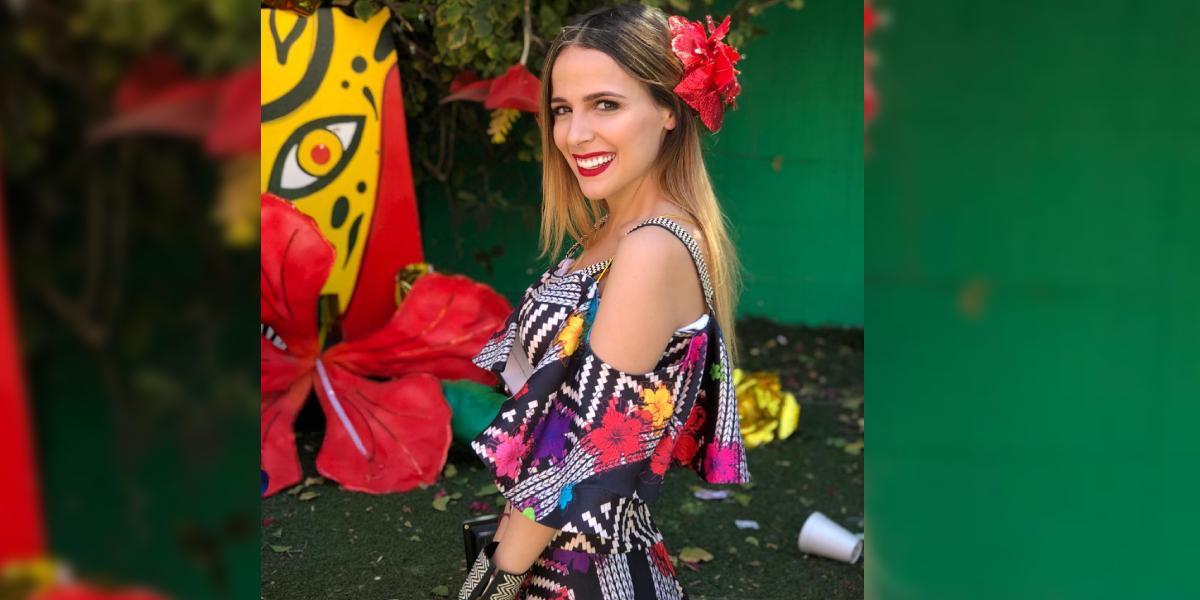 Exreina del Carnaval de Barranquilla con coronavirus da contundente mensaje
