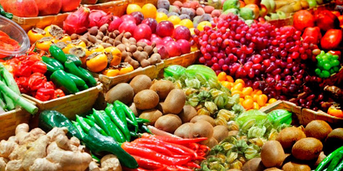Bajan precios de los alimentos en primer día de aislamiento