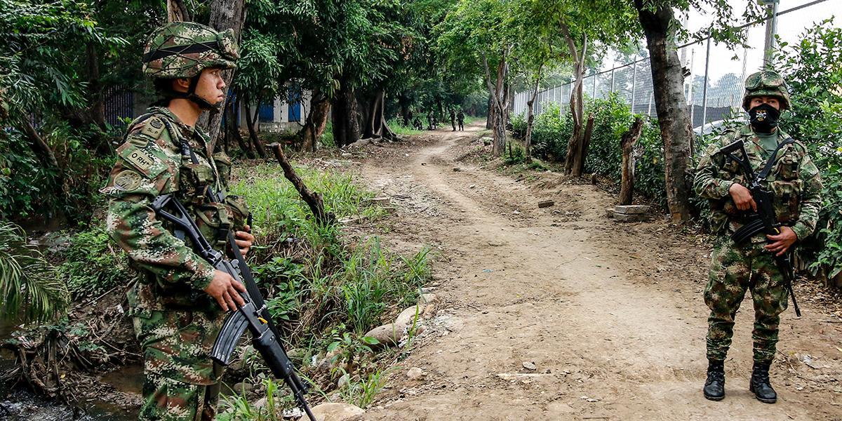 Cúcuta militariza paso fronterizo con Venezuela para controlar las trochas