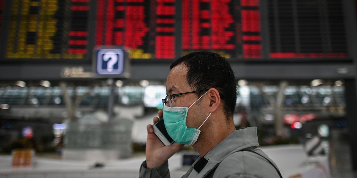 China reduce de manera drástica los vuelos internacionales