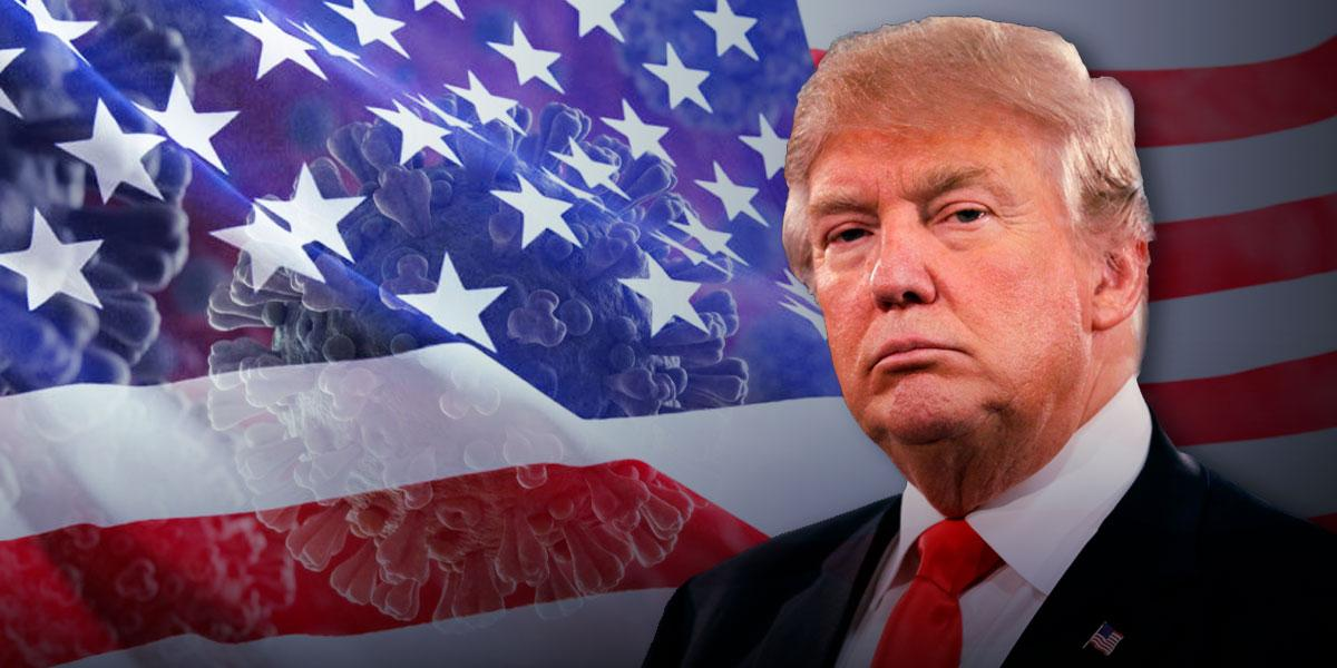 Trump quiere dividir EE. UU. para adaptar medidas por coronavirus