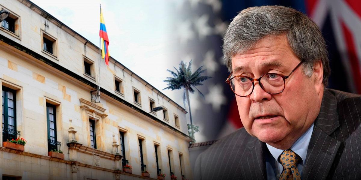 Cancillería se pronuncia frente a los anuncios de la Fiscalía de EE. UU., relacionados con cargos a Márquez y Santrich
