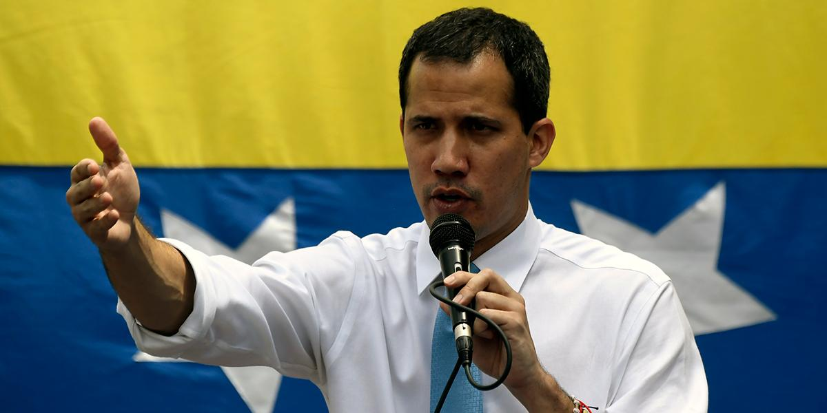 Guaidó confía en que acusación de EE. UU. a Maduro ayude a liberar a Venezuela