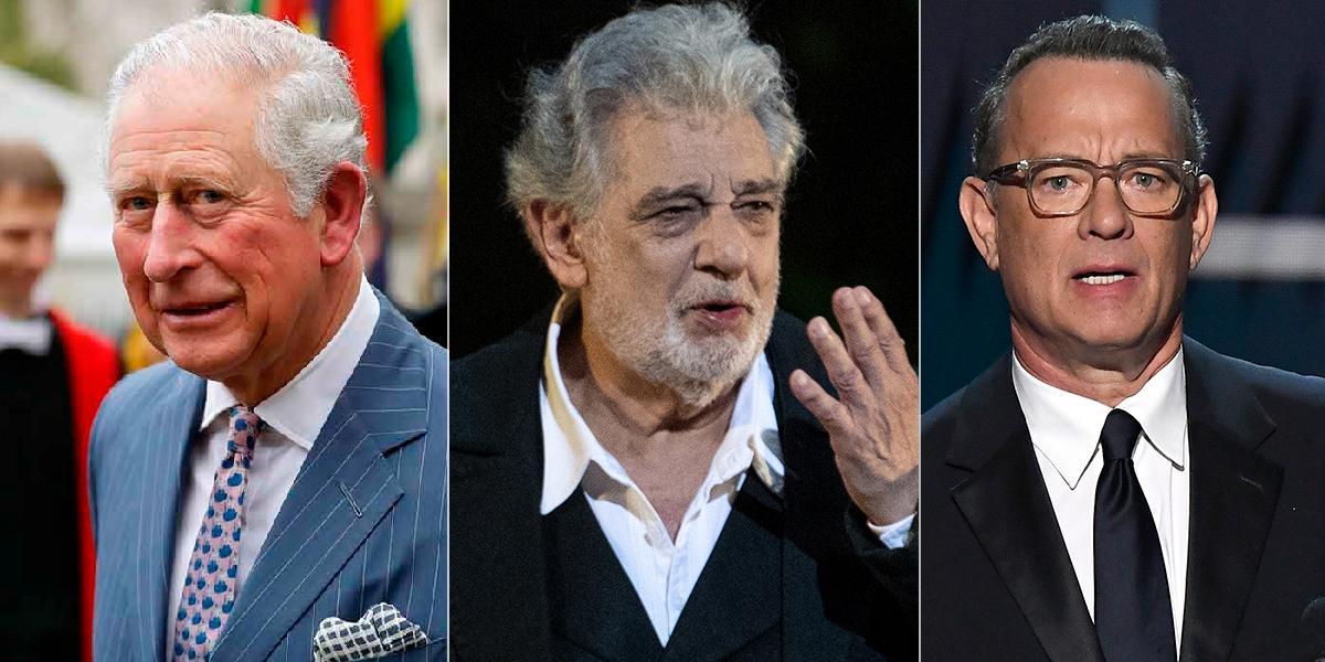 ¡Nadie está exento! Los personajes más famosos del mundo que fueron contagiados de coronavirus