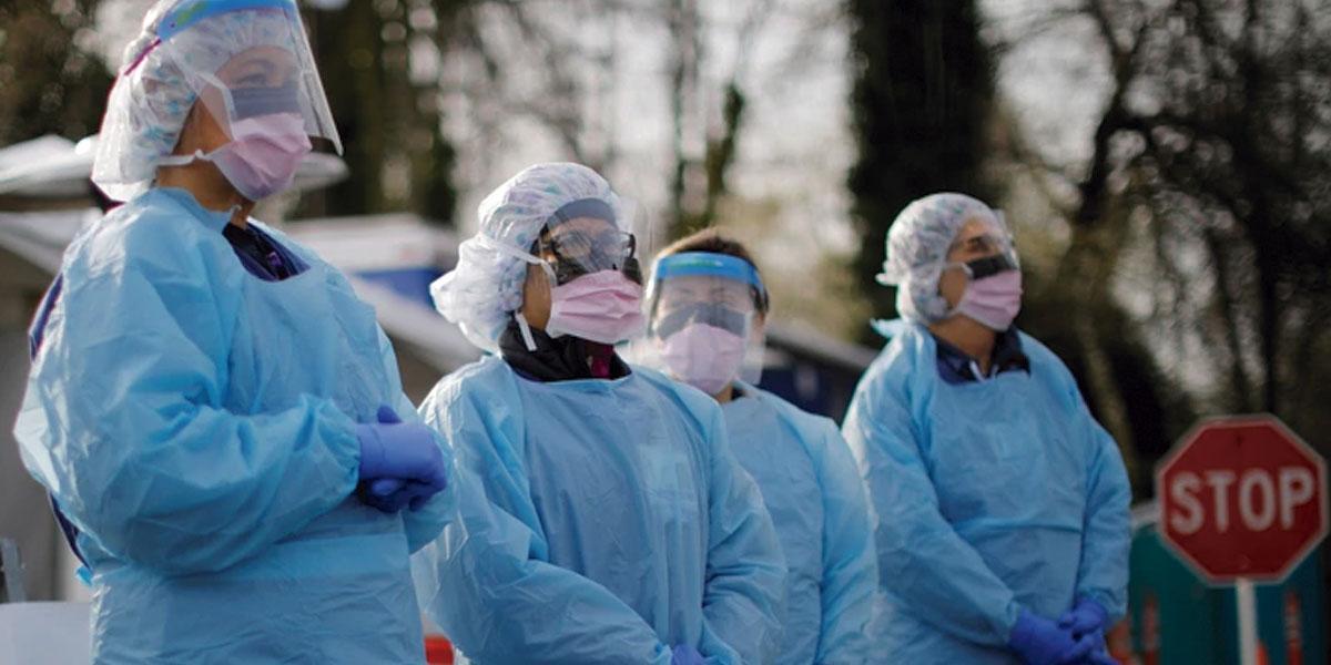 EE. UU. supera los 100.000 casos oficialmente de coronavirus