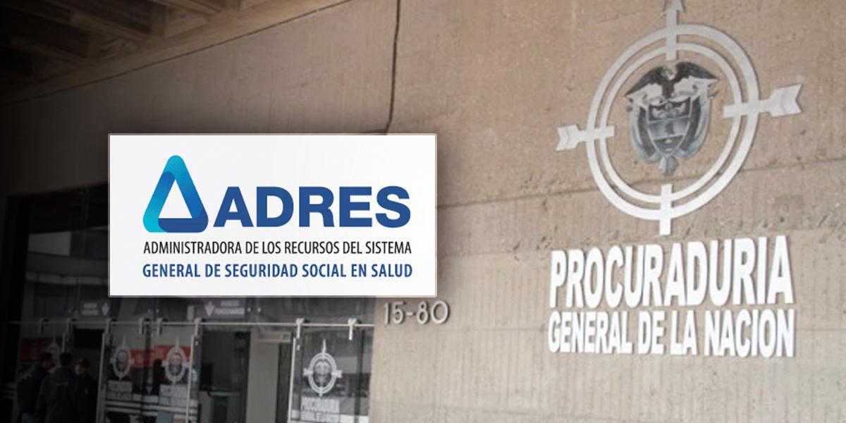 Procuraduría pide a ADRES pagar millonaria deuda a hospitales públicos para la contención del COVID-19