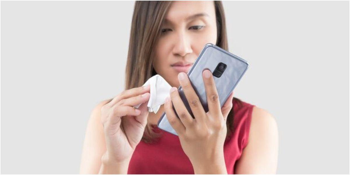 como limpiar desinfectar telefono celular coronavirus 1