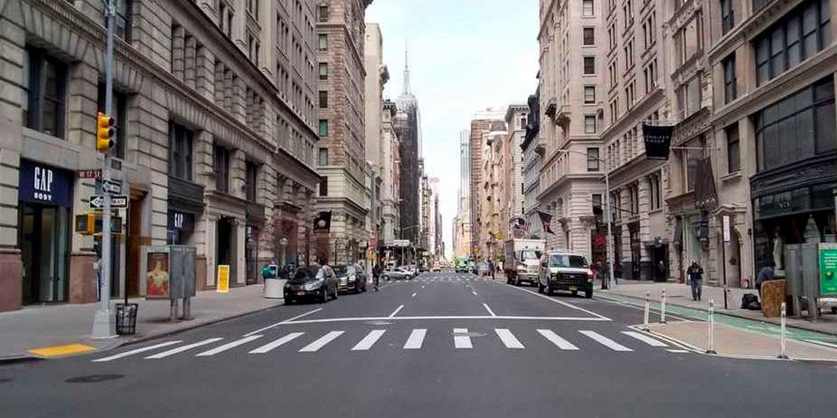 Nueva York supera los 66.000 contagios y alcanza 1.200 muertes por el COVID-19