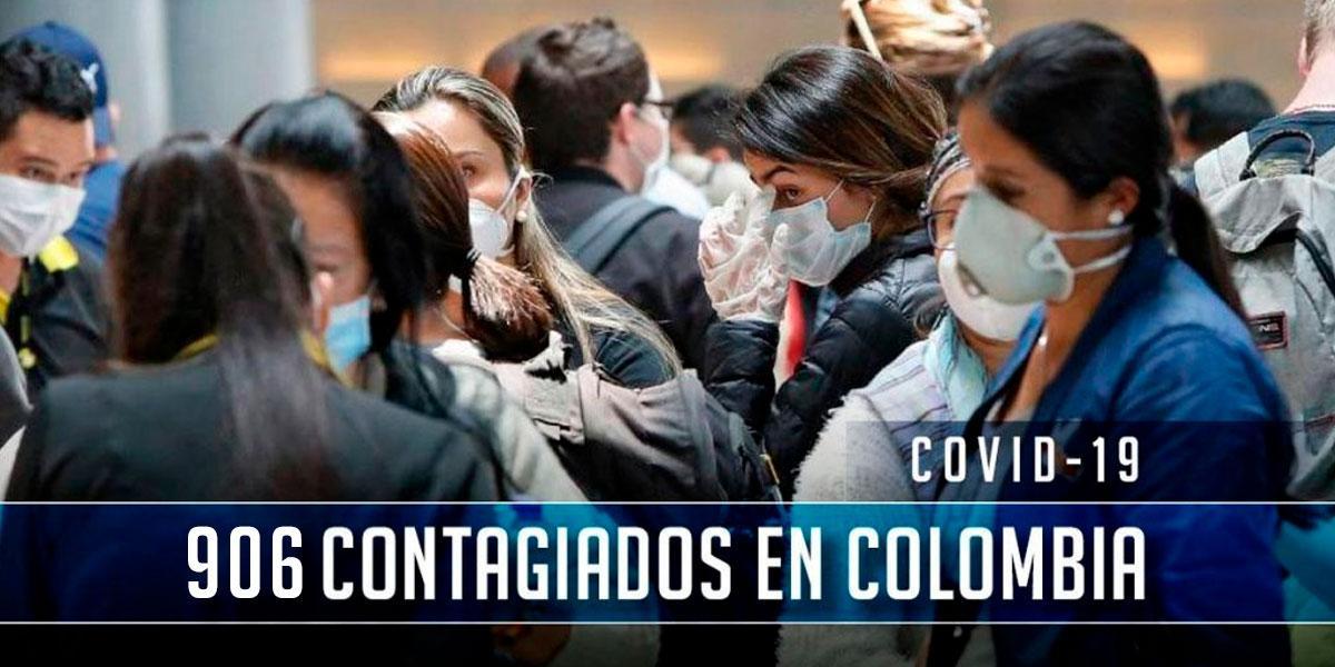 Asciende a 16 número de fallecidos por coronavirus en Colombia