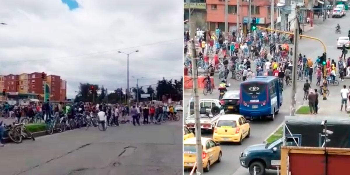 Gremio de constructores protesta y pide apoyo del Gobierno por medias contra coronavirus