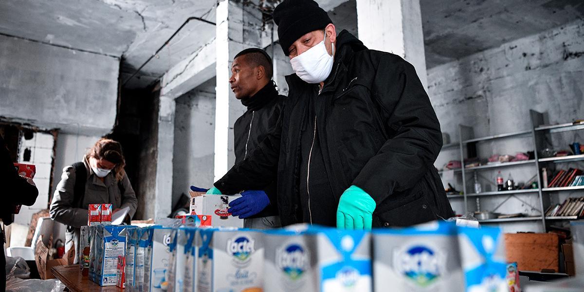 OMS advierte riesgo de crisis alimentaria por pandemia de coronavirus
