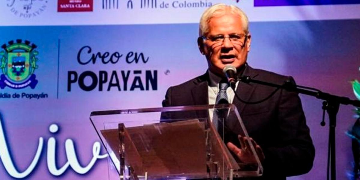 Fiscalía formulará cargos al alcalde de Popayán, por falsedad en documento