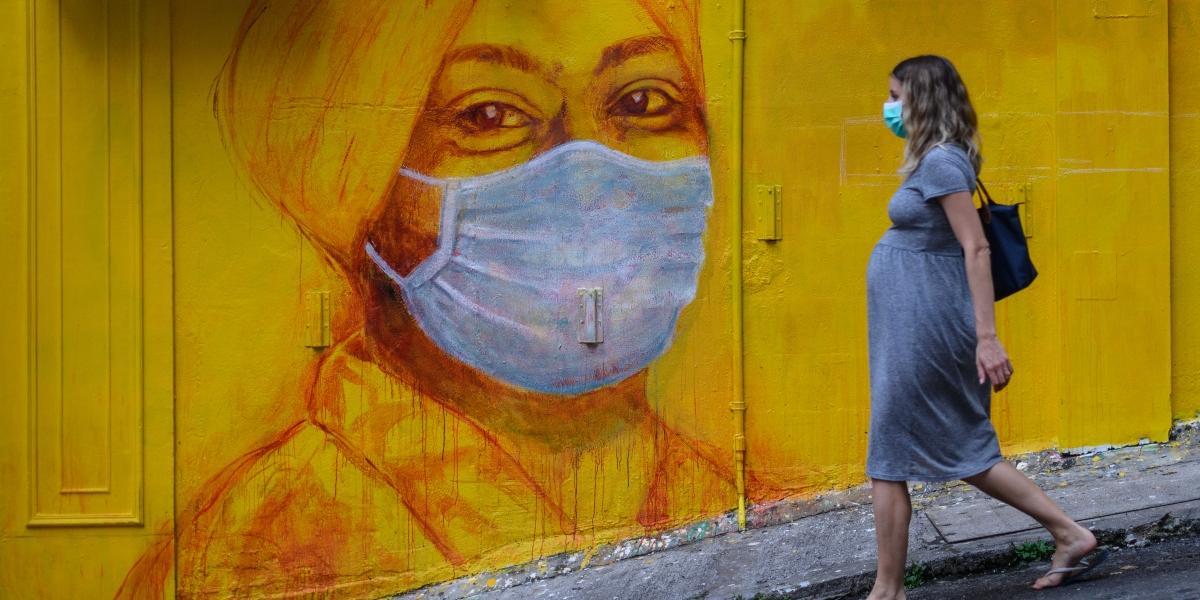 ¿Es más riesgoso para una mujer embarazada contagiarse de Coronavirus?