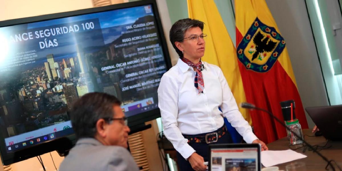 Alcaldesa ordena reabrir Comisarías de Familia ante incremento de violencia intrafamiliar en Bogotá