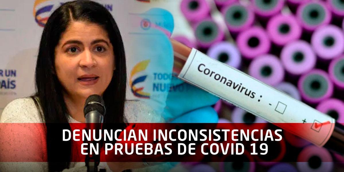 Controversia por supuesto mal embalaje de pruebas de Covid-19 en el Valle