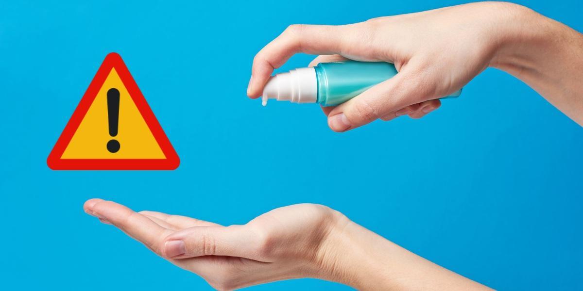 ¿Qué tan seguro es el gel antibacterial?