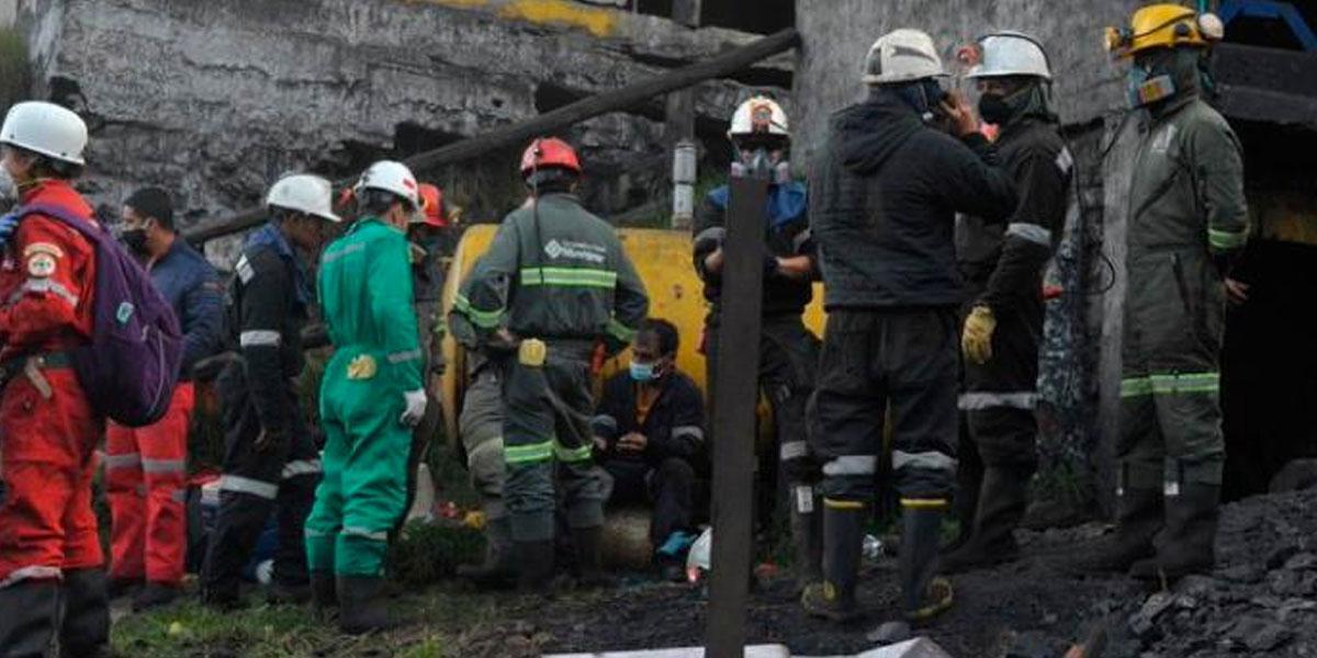 Fiscalía abrió investigación por la muerte de 11 mineros en explosión en minas de Cucunubá, Cundinamarca