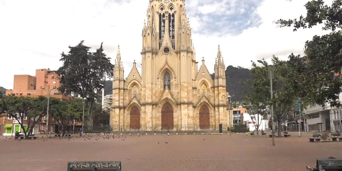 Boletín #11: Se vivió un inusual Domingo de Ramos en Bogotá